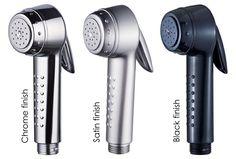 Push Button Hand Shower Head for Kitchen or Toilet Bidet Spray H706