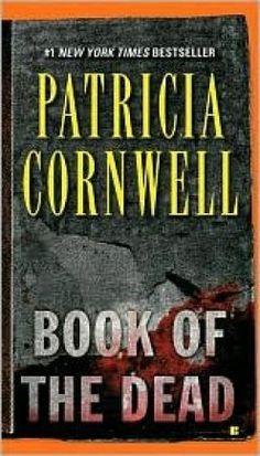 She's my favourite author....I love Patricia Cornwell's books...