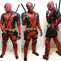 Cool Deadpool. Cosplay by @verth. Looking for cosplays in virtual reality? Check the link in a bio then.
