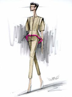 Fashion Week Preview: 122 Designers Share Their Spring 2013 Inspirations - The Cut Rachel Roy