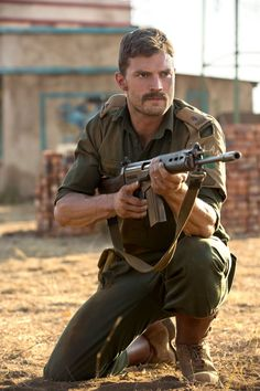 The Siege of Jadotville Official Stills http://www.everythingjamiedornan.com/ http://www.everythingjamiedornan.com/gallery/thumbnails.php?album=286