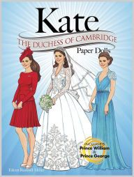 Kate Middleton, the Duchess of Cambridge, is not only royalty but also an international style icon. This paper doll collection is loaded with dresses, coats, and...