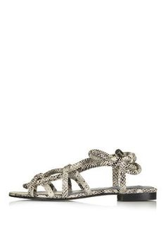 Limited Edition PATRON Flat Sandal - Topshop