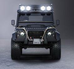 Land Rover Defender - James Bond Spectre