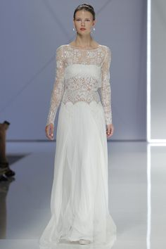 Rosa Clará 2017 - Foto 55 - EXQUISITE FOR A TINY WAIST! AND SO UNIQUE YET ROMANTIC