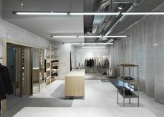Our Legacy Store in Stockholm - Arrhov Frick