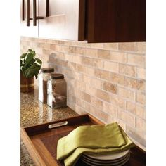 MS International Tuscany Ivory 12 in. x 12 in. x 10 mm Honed Beveled Travertine Mesh-Mounted Mosaic Tile-IVO-2X4HB - The Home Depot