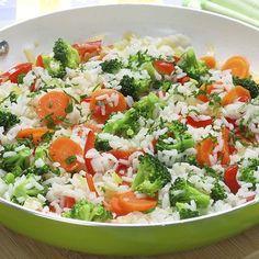 Stir Fry Veggies Recipe