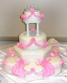 Quinceanera Cakes | Abigail Quinceanera Cake | Cakes By Erika