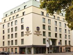 Mannheim Best Western Plus Hotel LanzCarré Germany, Europe Best Western Plus Hotel LanzCarré is conveniently located in the popular Lindenhof area. The hotel offers a high standard of service and amenities to suit the individual needs of all travelers. Facilities like free Wi-Fi in all rooms, 24-hour front desk, facilities for disabled guests, luggage storage, car park are readily available for you to enjoy. Guestrooms are designed to provide an optimal level of comfort with w...