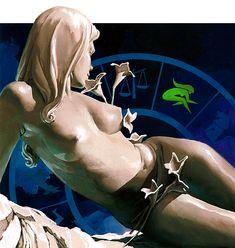 AFA - artforadults - zodiac signs more by José Luiz Benício (brasil) ...