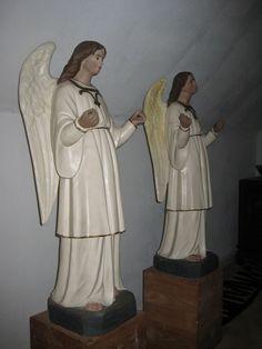 Engelen bij 'De Elborgh Brocante'