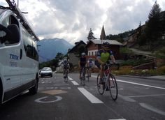 Experience a day in the life of a pro on the Etape du Tour with Trek Travel.