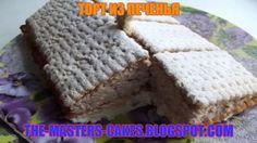 Повелитель тортов: торт из печенья