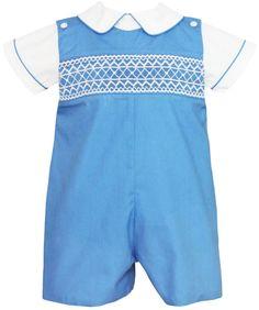 NWT Baby /& Toddler Christmas Mom /& Me Smocked Boys Jon Jons Multiple Sizes