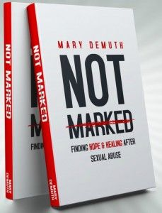 Not Marked by Mary DeMuth, review by Desiree M. Mondesir
