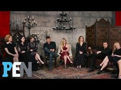 'Buffy The Vampire Slayer' Reunion: The Cast & Creator Reflect On the Show's Legacy | PEN | People - YouTube