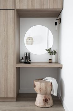 with dressing table Super bedroom wardrobe mirror dressing area Ideas Modern Dressing Table Designs, Modern Tv Unit Designs, Modern Tv Units, Dressing Table Stool Design, Wardrobe With Dressing Table, Built In Dressing Table, Dressing Tables, Dressing Area, Dressing Table With Lights