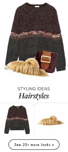 """Senza titolo #1665"" by vladifashion on Polyvore featuring Brunello Cucinelli, Burberry and Gucci"