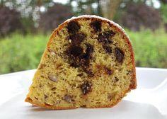 Chocolate Chip Cookie Pound Cake