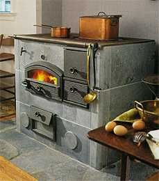 Tulikivi cook stove - if only I had the money to buy outright. Sigh ~ jack