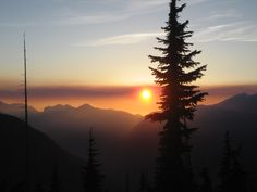 Sunset, Flower Ridge,Strathcona Park Vancouver Island Moving To Seattle, Park Lodge, Outdoor Education, Canada Eh, Vancouver Island, British Columbia, North West, Mother Nature, Centre