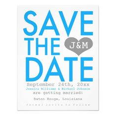 ShoppingBlue Modern Save the Date Invitationswe are given they also recommend where is the best to buy