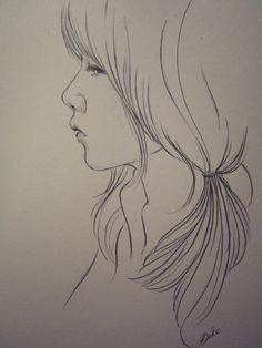 Facebook, Female, Drawings, Life, Art, Art Background, Kunst, Sketches, Performing Arts