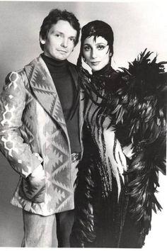 Dynamic Duo - Bob Mackie n Cher