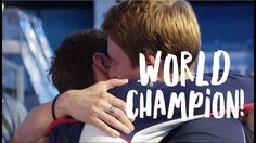 I AM THE WORLD CHAMPION I Tom Daley I am the World Champion! Words cannot describe how I feel right now! And to be able to share it with my amazing Husband and my beautiful mum was just incredible! Subscribe to Toms channel: https://www.youtube.com/subscription_center?add_user=tvtomdaley Order Tom's Daily Plan here: http://amzn.to/2hHsbUO I want to say a massive thank you to everyone who was involved in getting me to the top! Follow Tom Daley on: Twitter: https://twitter.com/TomDaley1994…