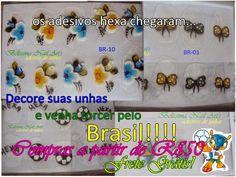 Adesivos para Unhas - Belíssima: Promoção  venha conferir!!!