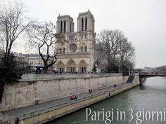 Parigi: itinerario in 3 giorni