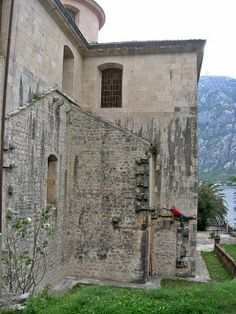 old church, Montenegro