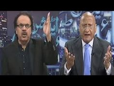 Live With Dr Shahid Masood 11 June 2016 In Night Edition 11 June 2016 Pa...
