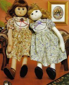Mimin Dolls: Amigas