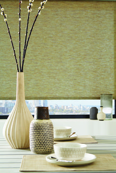Roller Blinds 2017/2018 by Louvolite® - Hampton - Boat House.  Taken from the Caramel collection of fabrics to add some warm honeys and caramels to your home.