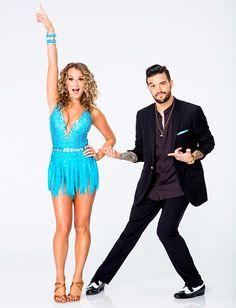 Alexa PenaVega and Mark Ballas Photo - Dancing With the Stars Season 21