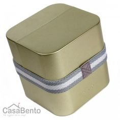 Not my favorite, but rather elegant.  Bento Cube Unit Colors Champagne