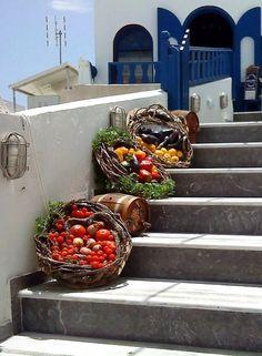 Thira, Santorini Island, Greece | by innominateArt