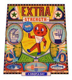 'Extra Strength' - Christian Northeast