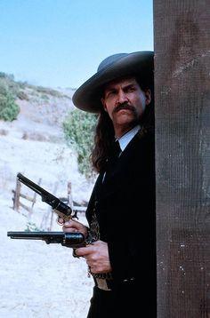 Jeff Bridges as Wild Bill Hickok; Ellen Barkin as Calamity Jane. One looks pretty authentic, and one less so.