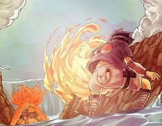 Image result for naruto valley of the end part 1 sasuke firestyle