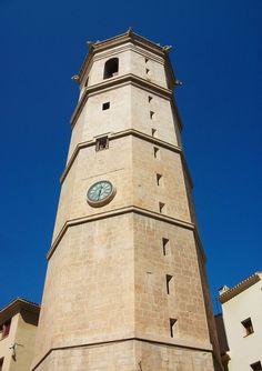 El Fadrí, símbolo de la ciudad de Castellón - http://www.absolutcastellon.com/el-fadri-simbolo-de-la-ciudad-de-castellon/