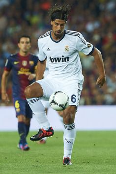 Sami Khedira First Football, Football Love, Sport Football, Football Players, Soccer, Sami Khedira, Equipe Real Madrid, Dfb Team, We Are The Champions