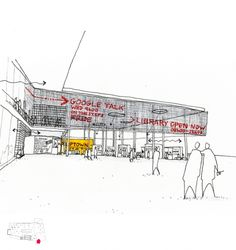 Bustler: Guy Ailion's project 'Everywhere is here' wins 2009 National Corobrik Architecture Student Award