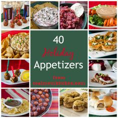 Today, I have put together a collection of appetizers from my blog that would be perfect for the holidays. Whether it be Christmas Eve, Christmas Day, New Years Eve, or New Years Day – any of these recipes would be a welcomed addition. Cheese Stuffed...