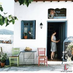 beautiful life! - greek island!