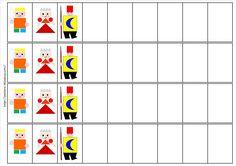 Le tout petit roi - Algorithmes PS et MS - fiche de manipulation et fiche de travail - La classe de Petite Section de MC