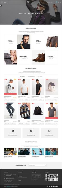 Athena is a extremely customizable & responsive @Prestashop #theme for stunning #eCommerce website with 15+ unique homepage layouts and advanced admin module download now➩ https://themeforest.net/item/athena-with-15-homepages-responsive-prestashop-theme/18499183?ref=Datasata