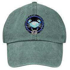 CafePress.com Cancer zodiac astrology hat  By Valxart.com at http://cafepress.com/valxart